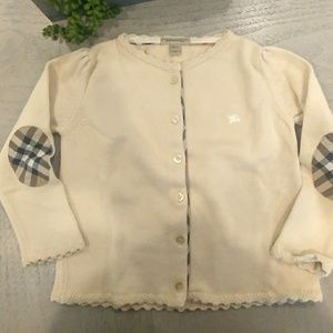 Burberry 100% authentic sweater